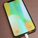 iPhone x laddare