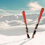 Vinn skidresa skidor