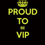 skylt VIP